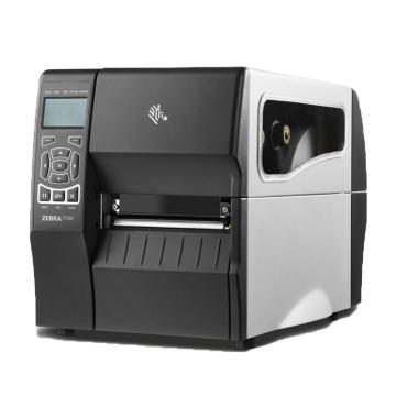 斑马 条码打印机,ZT230(300dpi)+内置网卡+切刀