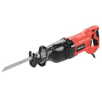 大有往复锯,行程32mm,切割能力木材300mm/金属20mm/金属管250mm,1300W,3325-13-32QCV