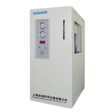 全浦 氢空一体机,QPHA-500G,流量:氢气:0-500ml/min;空气:0-5000ml/min