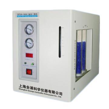 全浦 氢空一体机,QPHA-300Ⅱ,,流量:氢气:0-300ml/min;空气:0-2000ml/min