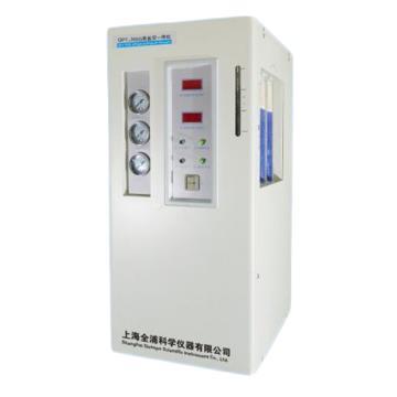 全浦 氮氢空一体机,QPT-300G,流量:氮气:0-300ml/min;氢气:0-300ml/min;空气:0-2000ml/min
