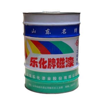 乐化 醇酸磁漆,深灰,14kg/桶