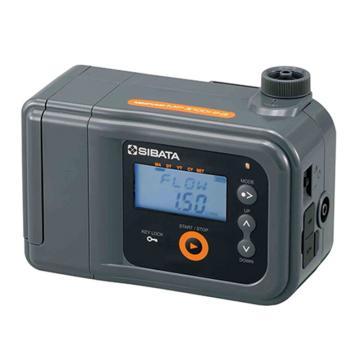 柴田科学 便携式微型泵 MP-Σ100HNⅡ,带开始充电器QC-10N(1个),1-5703-31