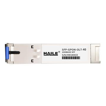 海乐Haile GPON OLT光纤模块, SFP-GPON-OLT-40