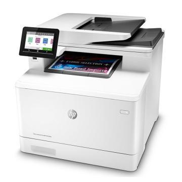 惠普(HP)彩色激光多功能一体机,A4(打印 扫描 复印 传真)自动双面/输稿 M479fdw(替代477fdw)