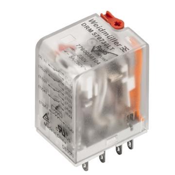 魏德米勒 继电器,7760056104 DRM570730LT/4CO/230V AC,20个/包