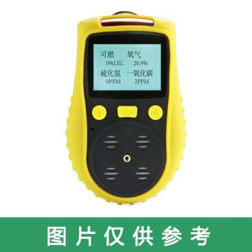 深圳元特 便携式氧气报警仪,YT-1200H-O2 常规性能 电化学 0-25%vol 质保一年
