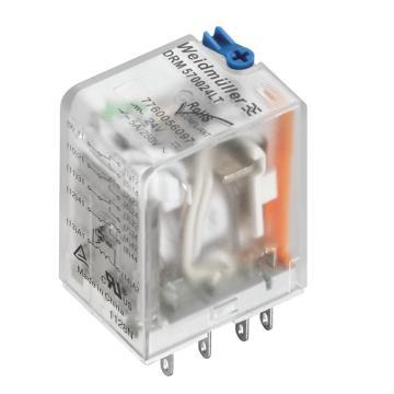 魏德米勒 继电器,7760056097 DRM570024LT/4CO/24V DC,20个/包