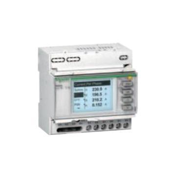 施耐德电气 电力参数测试仪,METSEPM3250
