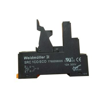 魏德米勒 继电器底座,7760056005 SRC 1CO ECO,10个/包
