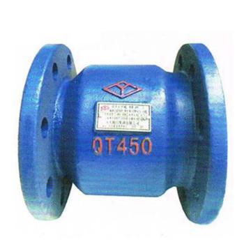 远大阀门 消音止回阀,HC41X-16,DN200,长度L=255mm