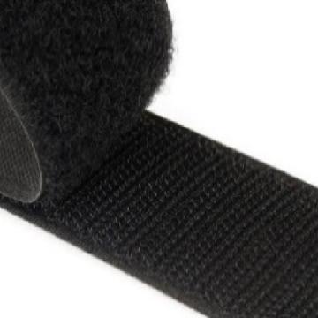 维克罗VELCRO LOOP1000矩形背胶搭扣起毛毛面,107*53mm,黑色,L1107330C107V1053,1000片/袋