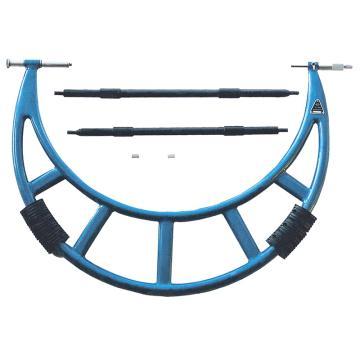 青量 qingliang 轻型管式外径千分尺规格(mm600-700,104-16-000