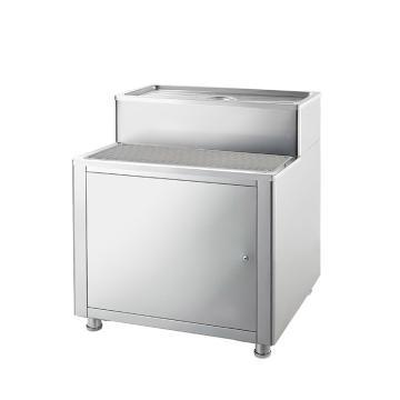 碧丽 节能开水器过滤底座,K-03-J,配开水器K30、K60、K90、K120,尺寸57×49×68cm
