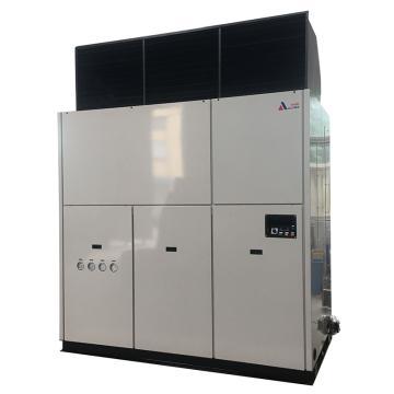 井昌亚联 40P风冷冷热柜式空调,LFD-95BUF,380V,制冷量95KW,电加热48KW,顶出风带送风帽弯头。限区