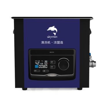 洁盟 液晶LED超声波清洗机,240*135*100mm,3.2L,40KHz,常温~80℃,JM-03D-40