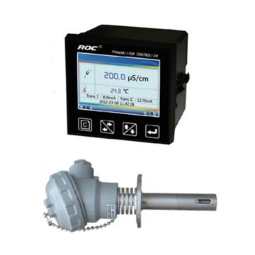 科瑞达 8301A电导率/TDS在线分析仪,CCT-8301A配CON3324B-55 DC24V 0.5~2000μS/cm