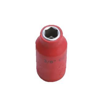 """长城精工Greatwall 3/8""""VDE绝缘公制套筒,8mm,630108"""