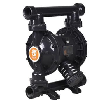 """固德牌/GODO 1_1/2""""球铁壳体气动隔膜泵,QBY3-40QTFF"""