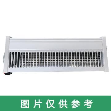 协顺 干式变压器冷却风机(侧吹式),GFD370/150-860(右电机),220V,整机长度370mm