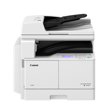 佳能(CANON)黑白数码复合机,A3(打印 复印 扫描 WIFI)IR 2206AD 含双面输稿器+WIFI 一年保