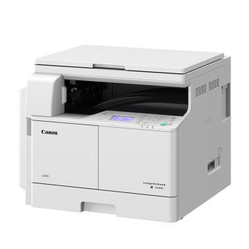 佳能(CANON)黑白数码复合机,A3(打印 复印 扫描 WIFI)IR 2206N 含盖板+WIFI 一年保