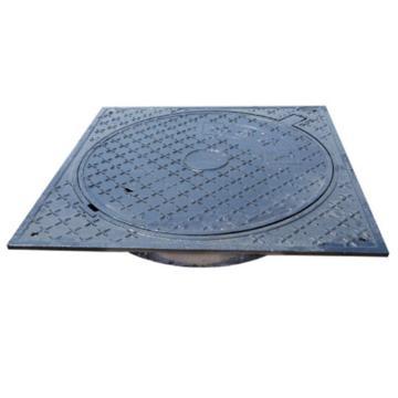 8113820西域推荐 铸铁井座井盖 外方内圆 可定制,840×840