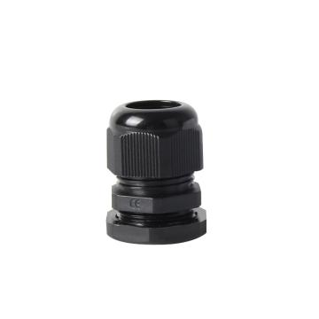 长虹塑料 尼龙电缆固定头(英制),PG-13.5黑色,100只/包