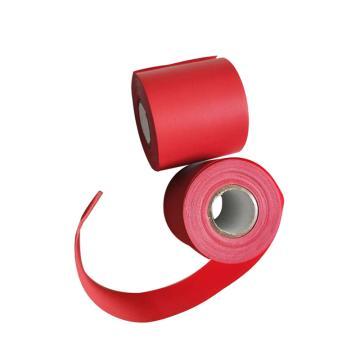 冀源 空调专用包扎带,宽5cmX12M,红,100卷/箱,超强韧性,防水抗拉,防晒抗磨