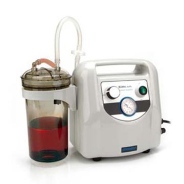 Wiggens 便携式液体抽吸系统,隔膜式抽气最大流量:25L/min,最低真空度:100mbar,BioVac 225 PLUS