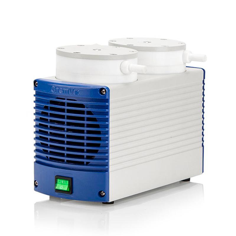 Wiggens 防腐蚀隔膜真空泵,极限真空度:13mbar,抽气速度 :25 L/min,双级泵,C410