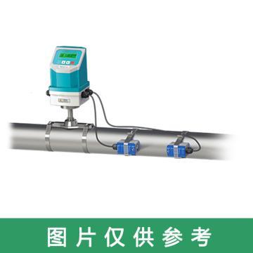 道盛 一体式高温外夹超声波流量计,TUF-2000F2-TS-2-HT(DN32) 高温小型探头 -40~160℃ 10m线