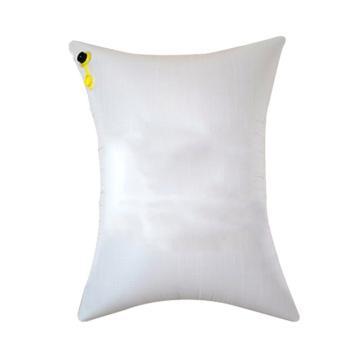 安赛瑞 集装箱货柜防撞缓冲充气袋,填充牛皮纸袋,白色,尺寸:80×120cm,单位:个