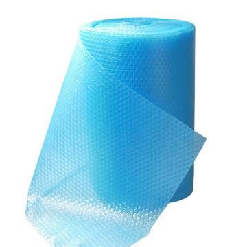 安赛瑞 彩色气泡卷气泡膜气垫膜,天蓝色,尺寸:40cm×38m,单位:卷