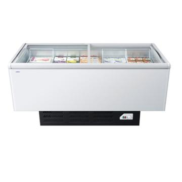 海尔 568L卧式商用展示柜冷柜,冷冻冷藏切换,SC/SD-568CX