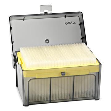 Thermo Scientific ClipTip 200, 盒装吸头, 灭菌的 , 10 x 96/盒,1箱