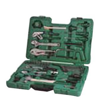 世达SATA 6.3*12.5mm系列机械设备维修组套,76件套,09517