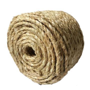 安赛瑞 白棕绳,麻绳,宽:Φ18mm,重210g/m,单位:公斤