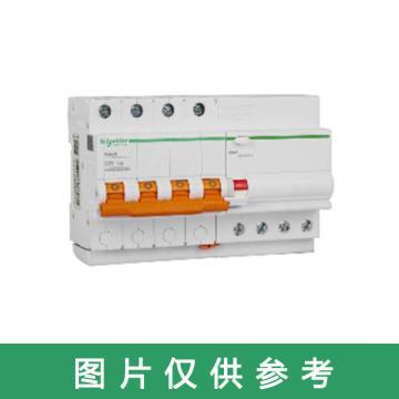 施耐德Schneider EA9R 漏电保护断路器 4P C63A/30mA/A类,EA9RN4C6330CA