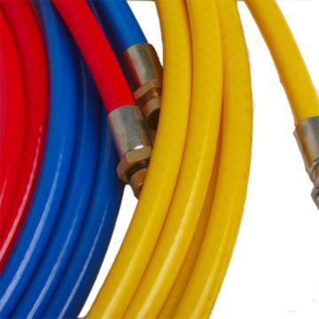 普锐马液压油管/高压油管,9m 双管(带快插接头)