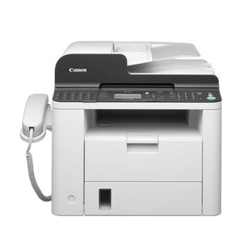 佳能(Canon)黑白激光多功能传真一体机,A4自动双面(传真 打印 复印)L418SG 单位:台