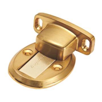 固特 打孔隐形地吸门碰,230,锌合金/金色