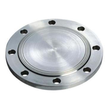 西域推荐 不锈钢316L法兰盖 BL PN16 DN50 RF GB/T9123Ⅱ