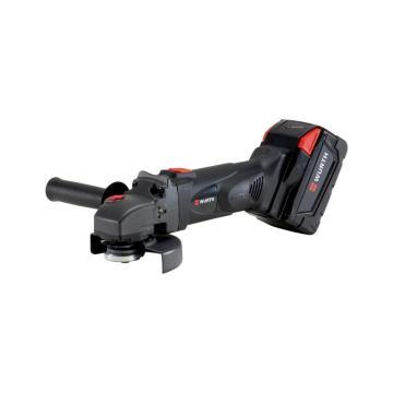 伍尔特 充电式角磨机,125mm 28V 3.0Ah 两电一充, EWS 28-A, 07002374