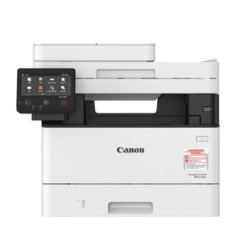 佳能(Canon)黑白激光多功能一体机,A4(打印 复印 扫描)自动双面 有线无线 MF443dw 38页/分