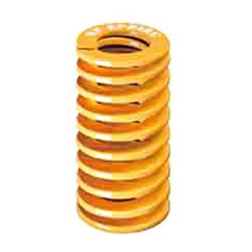 和平 矩形弹簧/模具弹簧,较小载荷HPF6-20,黄色
