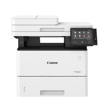 佳能(Canon)黑白激光多功能一体机,A4(打印 复印 扫描 传真)自动双面 有线无线MF543dw 43页/分