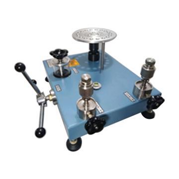 西仪 活塞式压力计,XYJD-600,1-60Mpa 0.05级