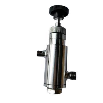 苏州哈辰 锅炉汽水取样分析装置SQZ-II备件 可调式螺纹槽道减压控制器 HC-JY01K