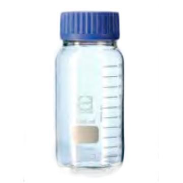 肖特 广口试剂瓶,2L,GLS80盖
